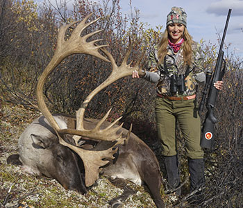 Eva Shockey Caribou