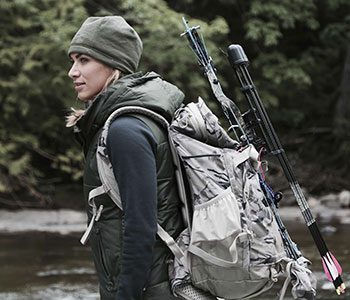 Eva Shockey Backpack